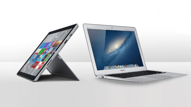 Surface Pro 3 vs Macbook Air
